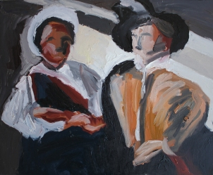 1595 Caravaggio - La Buenaventura
