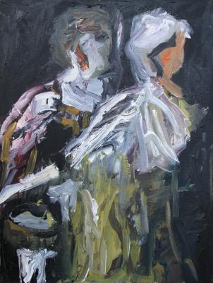1625 - 27 Artemisia Gentileschi - Judith y su criada