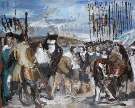 1634 - 35 Diego Velázquez - La rendición de Breda