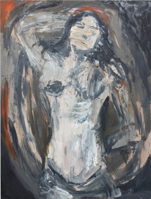 1894 - 95 Edvard Munch - Madonna