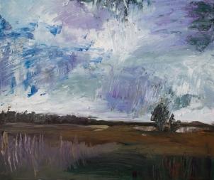 Óleo sobre lienzo, 60 x 50, 2017