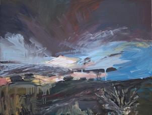 Óleo sobre tabla, 81 x 61, 2017